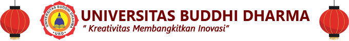 Universitas Buddhi Dharma Logo
